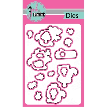 Pink and Main SCENTSATIONAL DIE Set