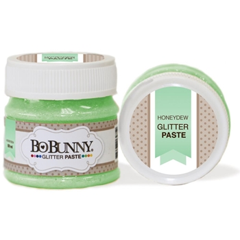 BoBunny HONEYDEW Glitter Paste 12770052