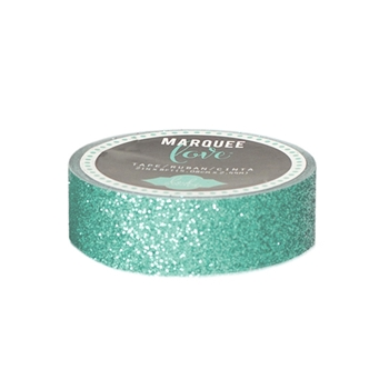 Heidi Swapp MINT GLITTER Marquee Love Washi Tape 312875