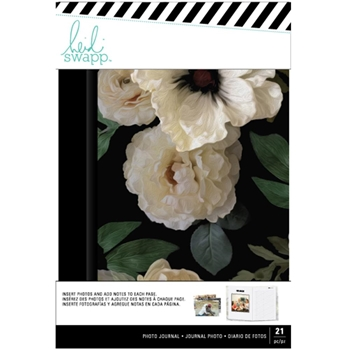 Heidi Swapp MAGNOLIA JANE Floral Photo Journal 313661