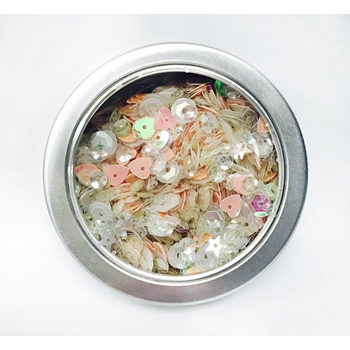 28 Lilac Lane FAIRY SPARKLE Sequin Tin LL308