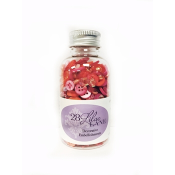 28 Lilac Lane FRUITY FUN Embellishment Bottle LL218
