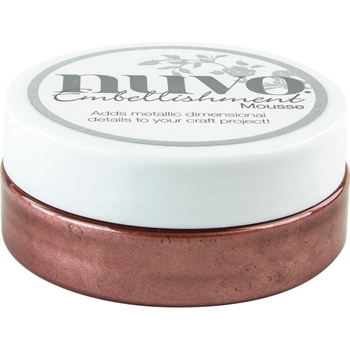 Tonic BURNISHED BRONZE Nuvo Embellishment Mousse 814N