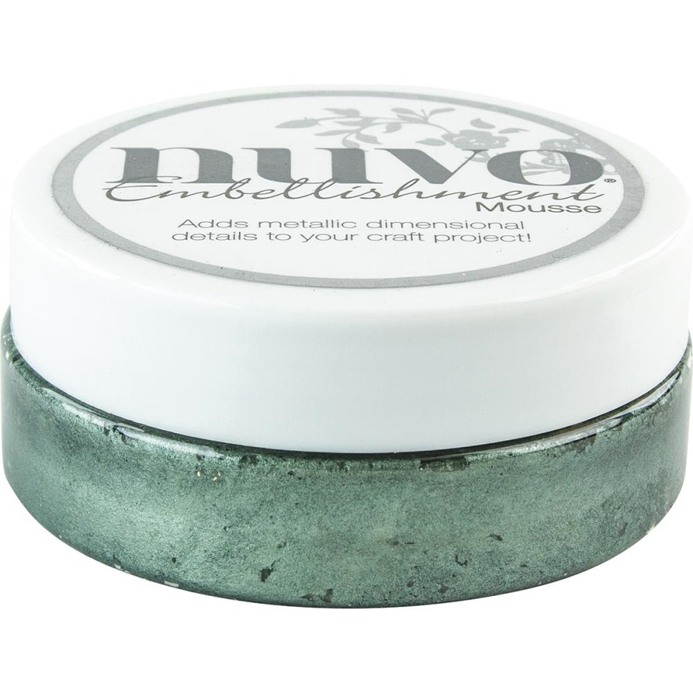 Tonic SEASPRAY GREEN Nuvo Embellishment Mousse 817N zoom image