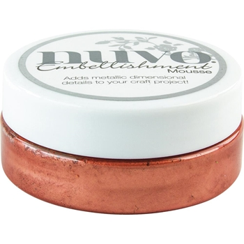Tonic PERSIAN RED Nuvo Embellishment Mousse 818N