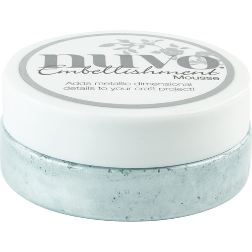 Tonic POWDER BLUE Nuvo Embellishment Mousse 820N Preview Image