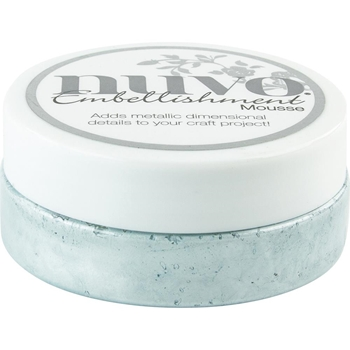 Tonic POWDER BLUE Nuvo Embellishment Mousse 820N