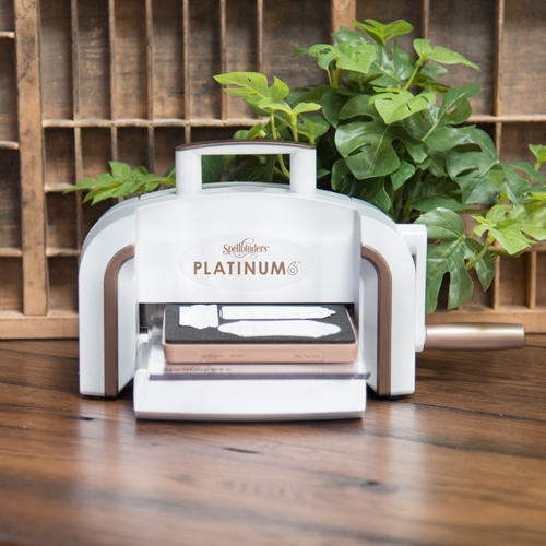 Spellbinders Platinum 6 Die Cutting/Emboss Machine