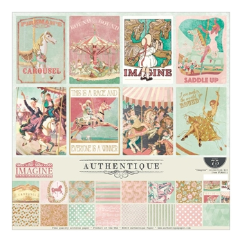 Authentique IMAGINE 12 x 12 Collection Kit IMA011