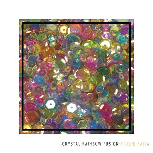 Studio Katia Rainbow Fusions Sequin Mix