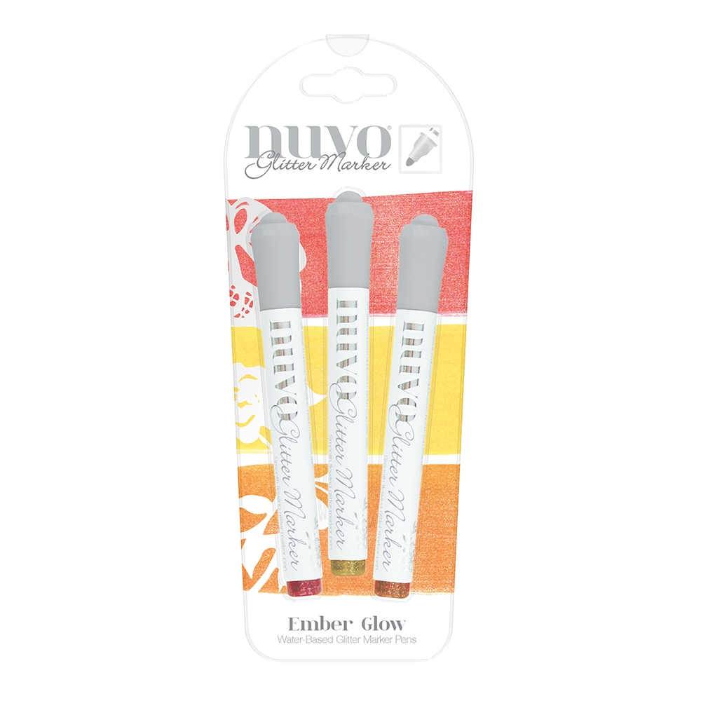 Tonic EMBER GLOW Nuvo Glitter Marker Set 170N zoom image