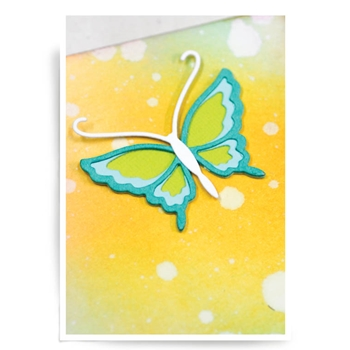 Birch Press Design GENEVIEVE BUTTERFLY LAYER SET Craft Dies 56059
