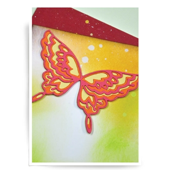 Birch Press Design PARADISO BUTTERFLY LAYER SET Craft Dies 56060