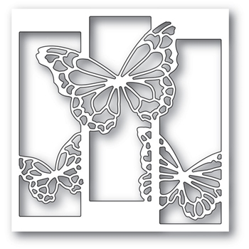 Memory Box BUTTERFLY SPECTACLE Craft Die 99735