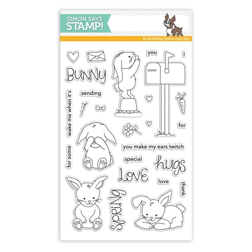 Simon Says Clear Stamps SOME BUNNY SPECIAL SSS101716 New Beginnings Preview Image
