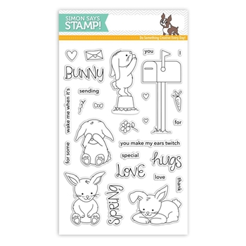 Simon Says Clear Stamps SOME BUNNY SPECIAL SSS101716 New Beginnings