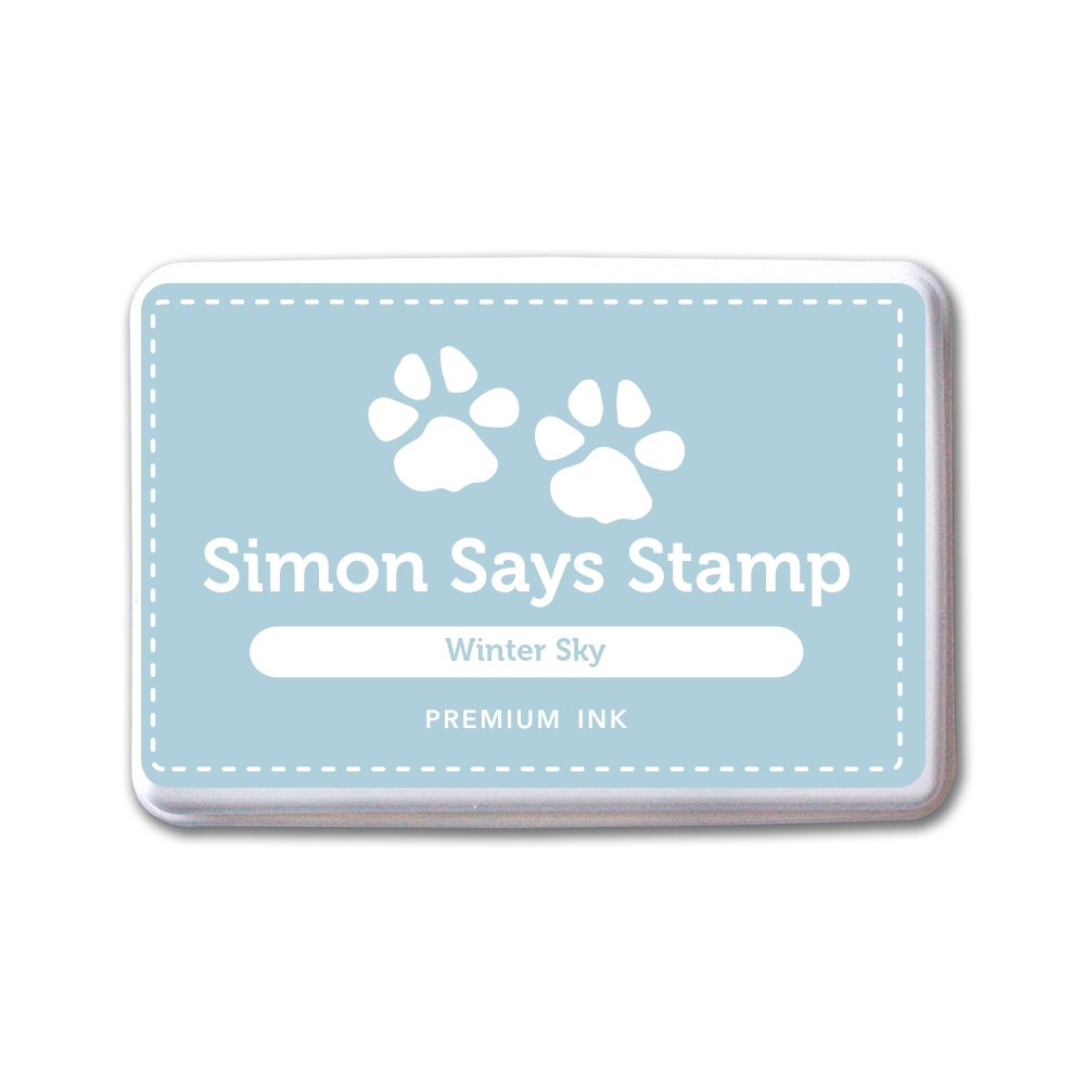 Simon Says Stamp Premium Ink Pad WINTER SKY