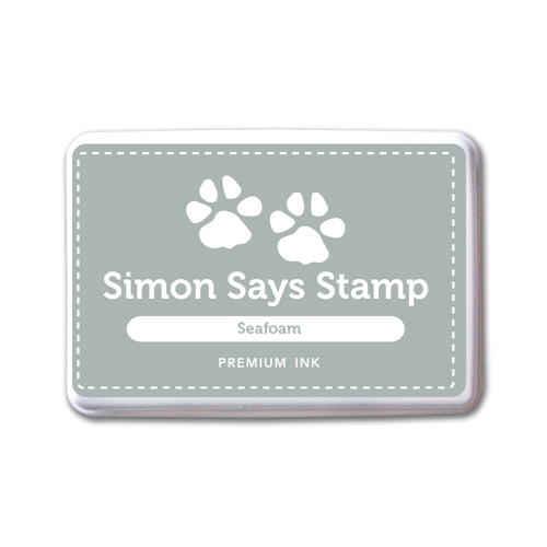 Simon Says Stamp Premium Dye Ink Pad SEAFOAM INK083 New Beginnings Preview Image