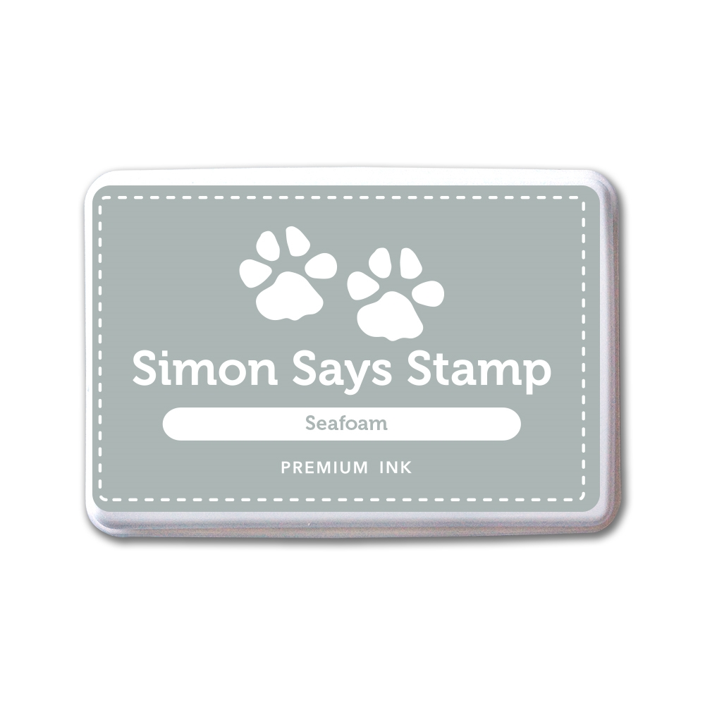 Simon Says Stamp Premium Dye Ink Pad SEAFOAM