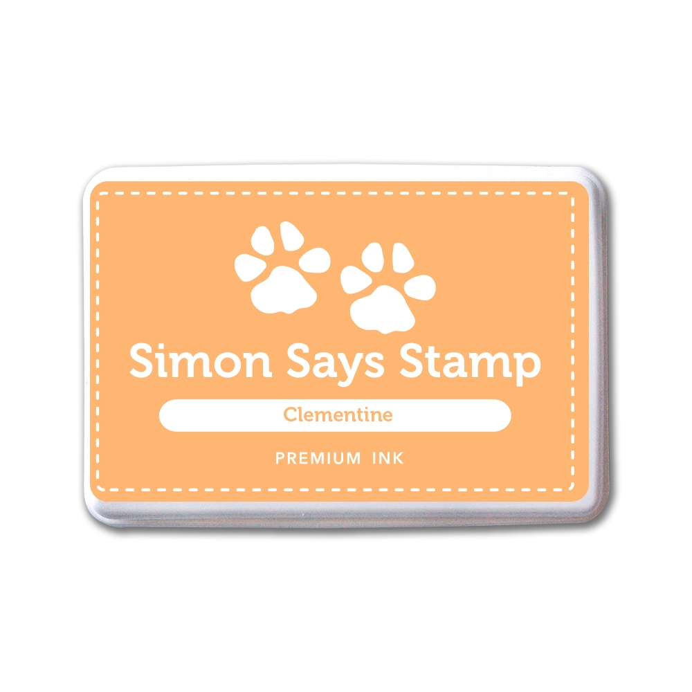 Simon Says Stamp Dye Ink CLEMENTINE