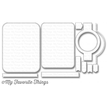 My Favorite Things BLUEPRINTS 31 Die-Namics MFT1066