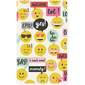 Simple Stories EMOJI LOVE Doc It Journal 8032