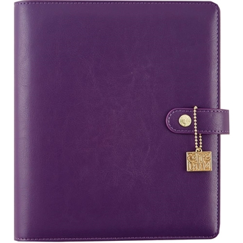 Simple Stories GRAPE A5 Carpe Diem A La Carte Planner 8945