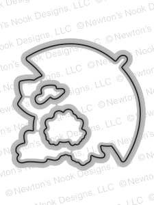 Newton's Nook Designs NEWTON' S RAINY DAY DIE Set 20170307