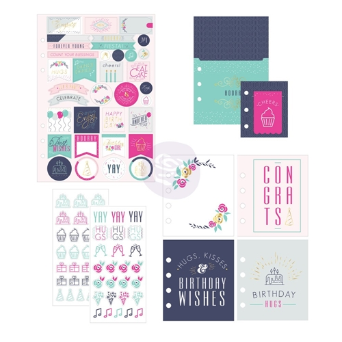 Prima Marketing CELEBRATE Goodie Pack My Prima Planner 592233* Preview Image