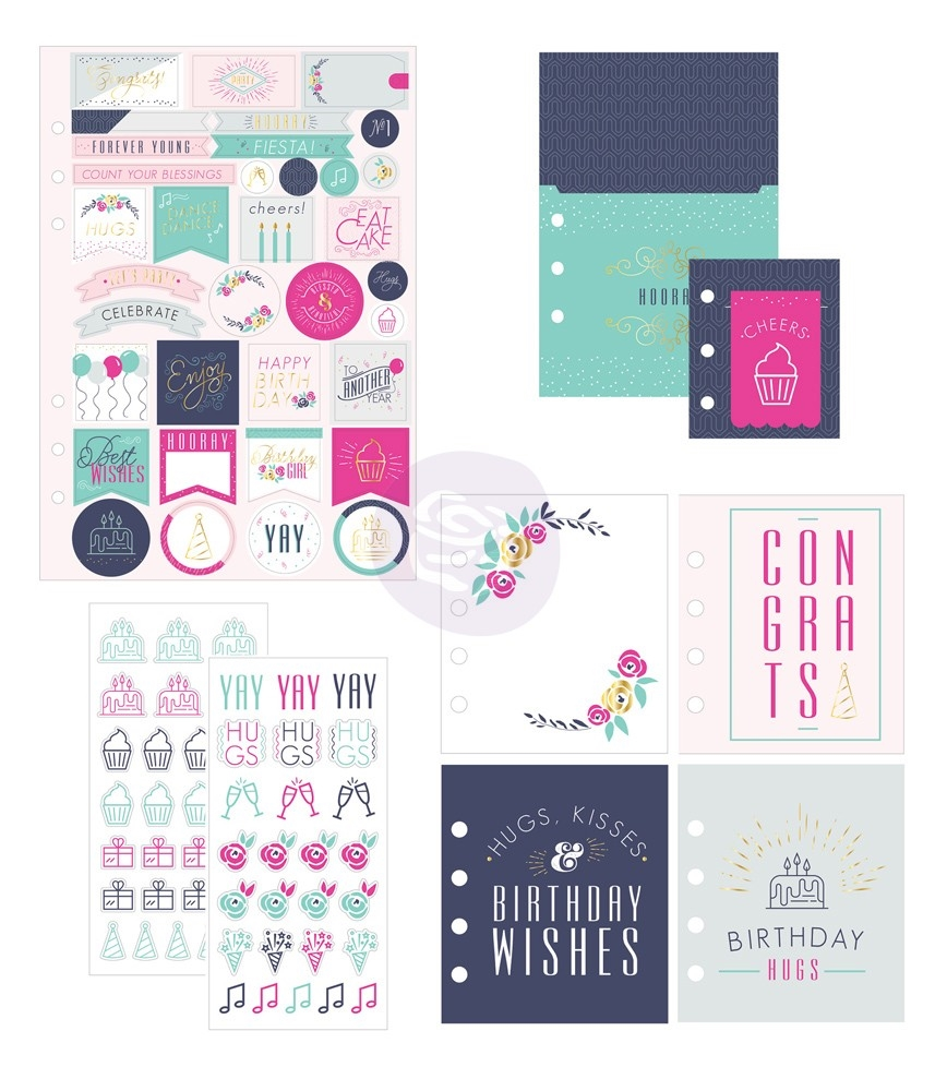 Prima Marketing CELEBRATE Goodie Pack My Prima Planner 592233* zoom image