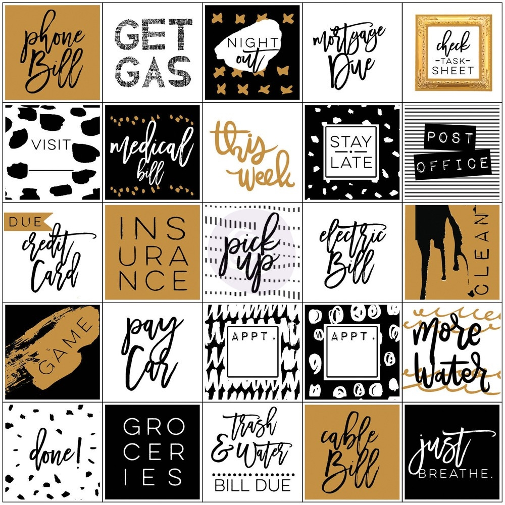 Prima Marketing EVERYDAY Stickers My Prima Planner 593551 zoom image