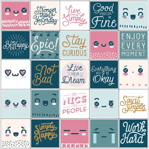Prima Marketing INSPIRATIONAL Stickers My Prima Planner 593575 Preview Image