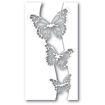Memory Box BUTTERFLY SWELL Craft Die 99718