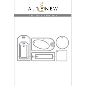 Altenew HANDMADE TAGS DIE Set