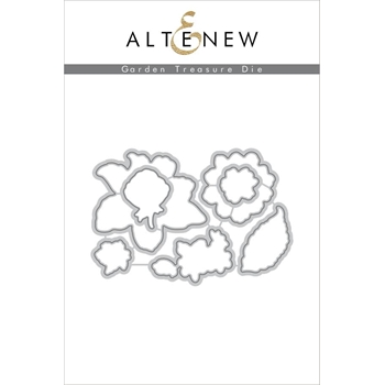 RESERVE Altenew GARDEN TREASURE DIE Set