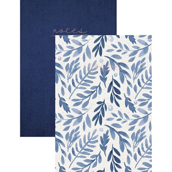 Kaisercraft INDIGO Pocket Notebook Set of 2 Kaiser Style KS018