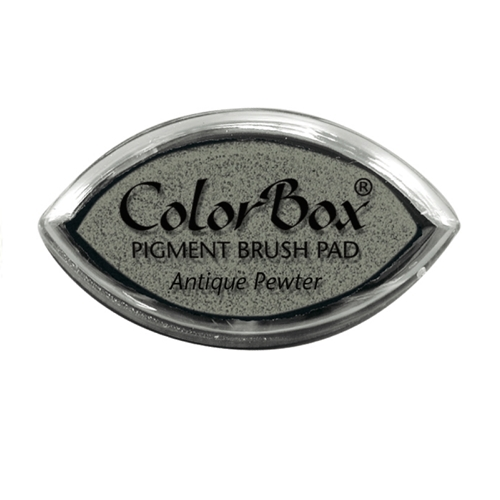 Clearsnap Colorbox ANTIQUE PEWTER Cat's Eye Ink Pad 110683 Preview Image