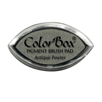 Clearsnap Colorbox ANTIQUE PEWTER Cat's Eye Ink Pad 110683
