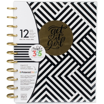 Me And My Big Ideas GET IT GIRL Big 12 Month Undated Planner Create 365 PLNB09