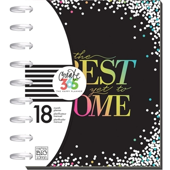 Me And My Big Ideas STAY POSITIVE Classic 18 Month Planner Create 365 PLNR41