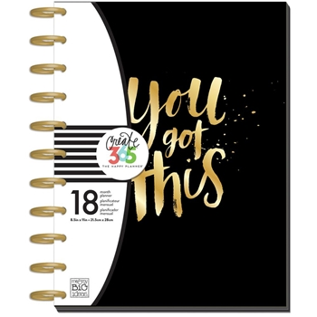 Me And My Big Ideas YOU GOT THIS Big 18 Month Planner Create 365 PLNE09