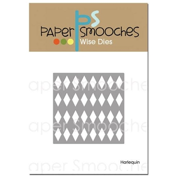 Paper Smooches HARLEQUIN Wise Dies A1D377