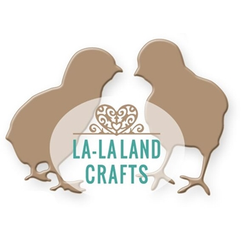 La-La Land Crafts CHICKS Die Set 8305