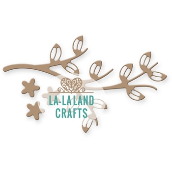 La-La Land Crafts TREE BRANCH Die Set 8297