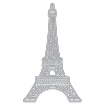 Hero Arts Fancy Die Paper Layering EIFFEL TOWER DI379
