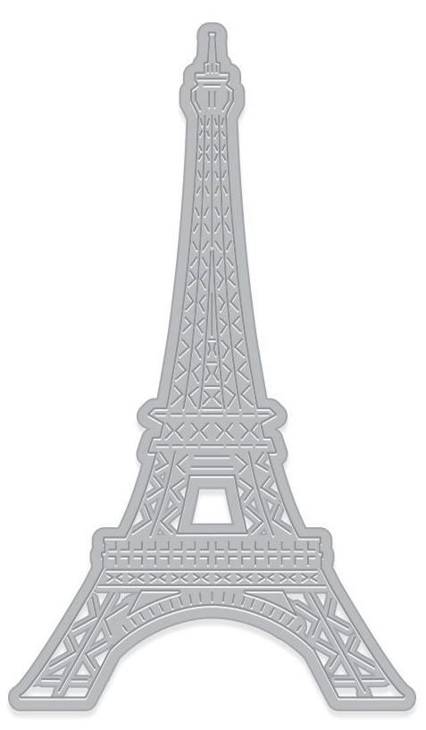 Hero Arts Fancy Die Paper Layering EIFFEL TOWER DI379 zoom image