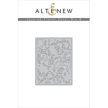 Altenew LAYERED FLORAL COVER DIE B