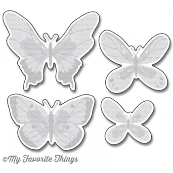 My Favorite Things BEAUTIFUL BUTTERFLIES DIe-Namics MFT1052