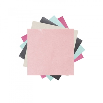 Sizzix BRITE-ONS 6x6 Shimmery Paper Sheets 662127