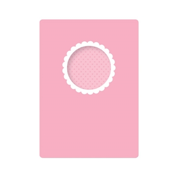 Doodlebug CUPCAKE A6 Swiss Dot Cards 2797